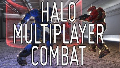Halo Multiplayer Combat