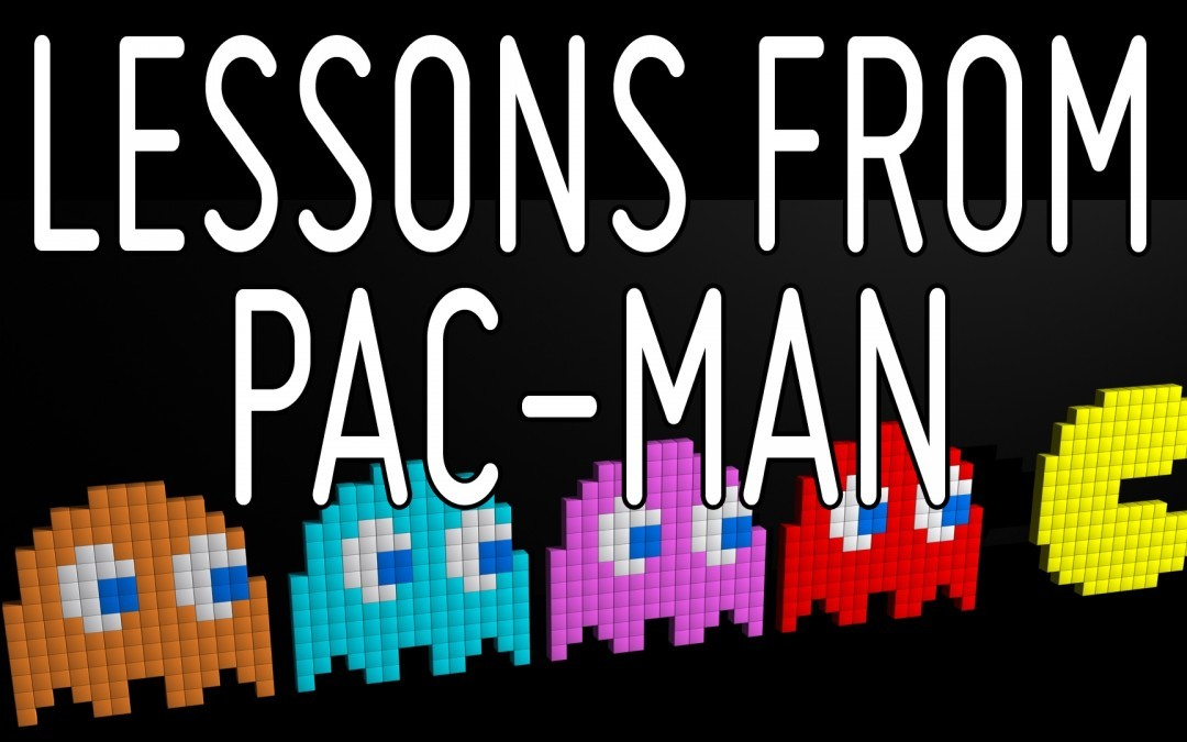 Lessons from Pac Man