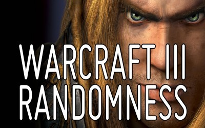 Warcraft 3 Randomness