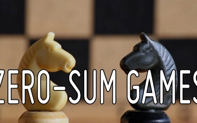 Zero-Sum Games for Game Design