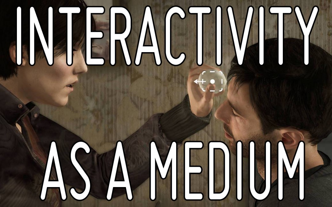 Interactivity as a Medium